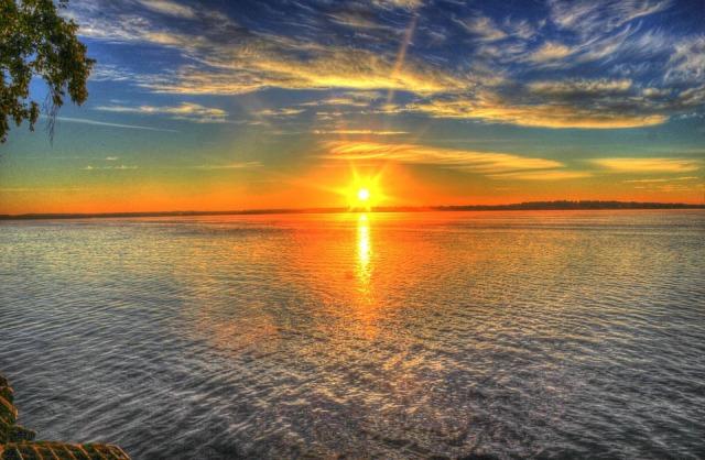 sunrise_water